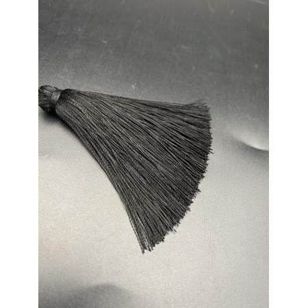 Кисточка, чёрного цвета, 66 мм, цена за штуку