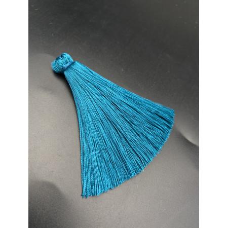 Кисточка, цвета морской волны, 66 мм, цена за штуку