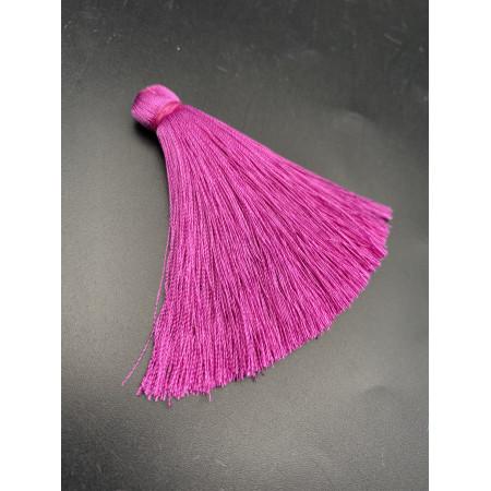 Кисточка, ярко-фиолетового цвета, 66 мм, цена за штуку