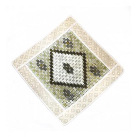 Нефритовый коврик квадратный люкс (43 х 43 см)