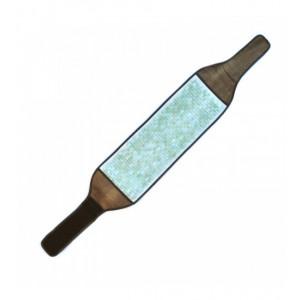 Разогревающий пояс с нефритовыми пластинами Premium, 1350 x 230 мм