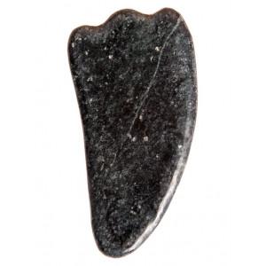 Скребок Гуаша из пироксенита в форме Лапки