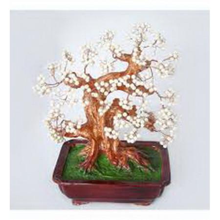 Дерево счастья №6 Жемчуг, 36х30 см