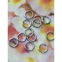 Колечки соединительные серебро 925, 5 мм