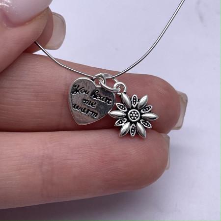 """Подвеска, """"Любовное послание"""", из тайского серебра, размер 16х10,5 мм - 17,5х10 мм"""
