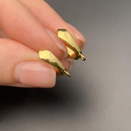 Швензы №107, латунь, под золото