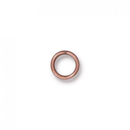 Соединительное колечко, TierraCast, медь, 5,5 мм, цена за 10 штук